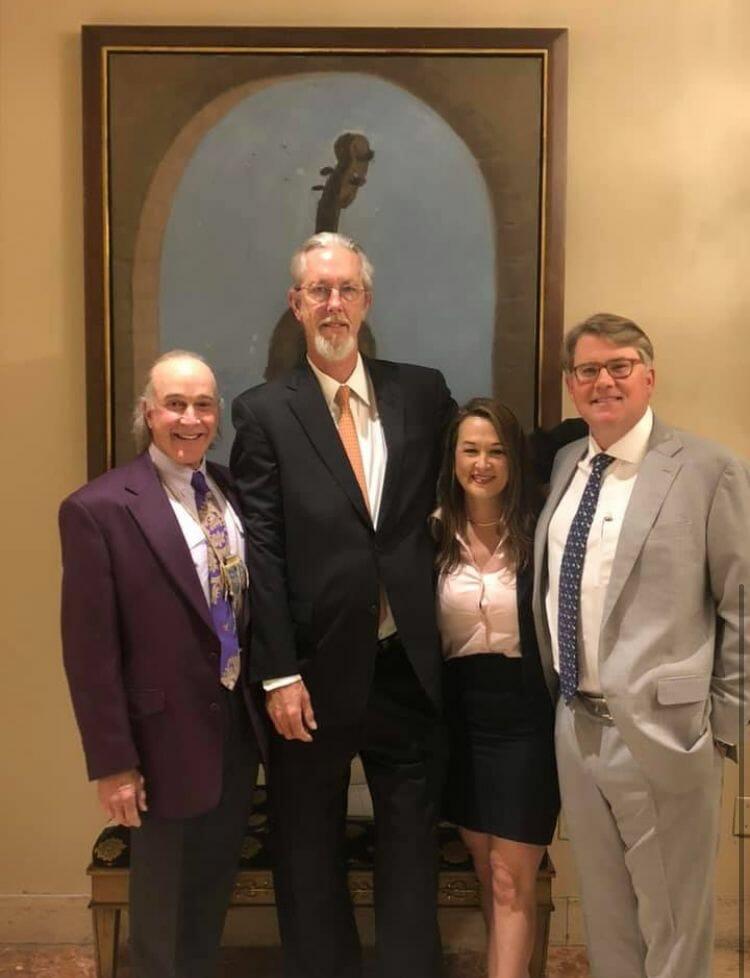 Mimi Coffey DWI Lawyer, Mimi Coffey with MSE Course Directors