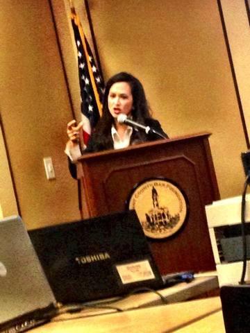 Mimi Coffey DWI Lawyer, Mimi Coffey Teaching
