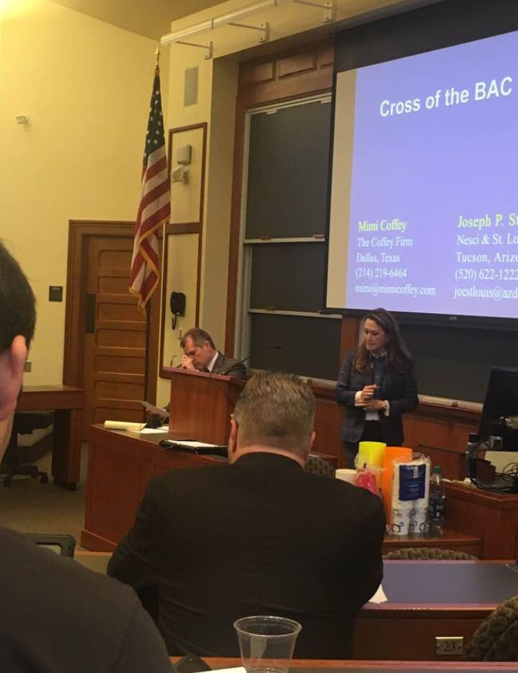 DWI Lawyer Mimi Coffey